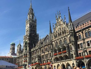 München - Rathaus - © A. Teusner