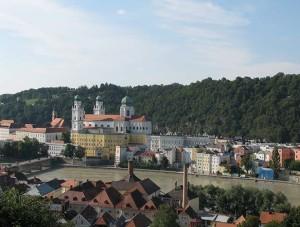 Passau - Blick auf den Dom - © A. Teusner