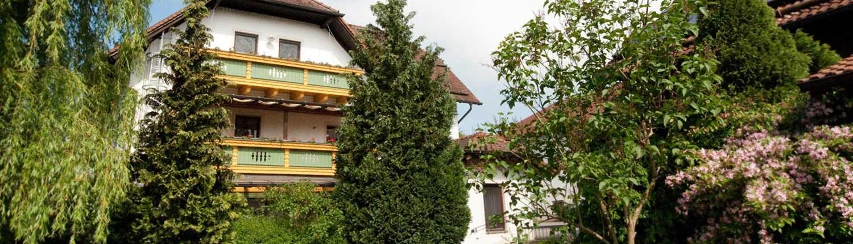 Ferienwohnungen in Ortenburg / Niederbayern bei Familie Loher