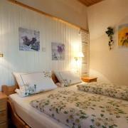 FeWo Loher - Wohnung A - Schlafzimmer