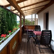 FeWo Loher - Wohnung B - Balkon