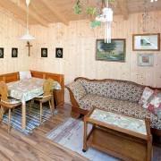 FeWo Loher - Wohnung G - Essecke, Sitzecke